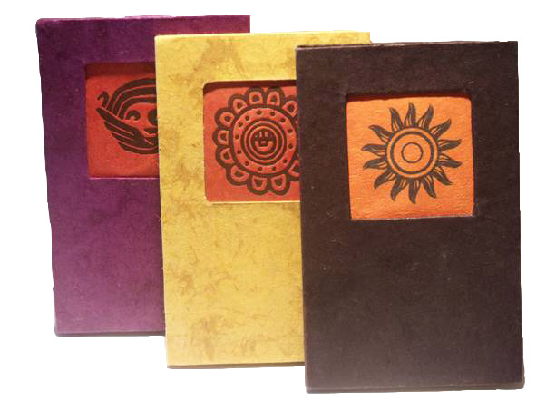Notebooks Mayan